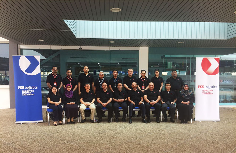 Visit by Board of Director Pos Malaysia Berhad to Pos Logistics